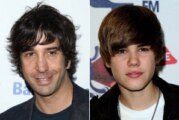 The Latest Bieber Victim: David Schwimmer