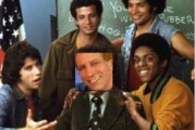 The day we Welcomed Back Kotter (aka Tony)