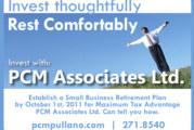 PCM Associates Ltd.