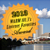 WARM 101.3′s Listener Favorites!