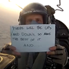 Wedding Message from the Skies over Afghanistan (VIDEO)