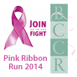 Pink Ribbon Run 2014