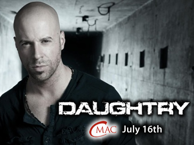 Daughtry Slide Show