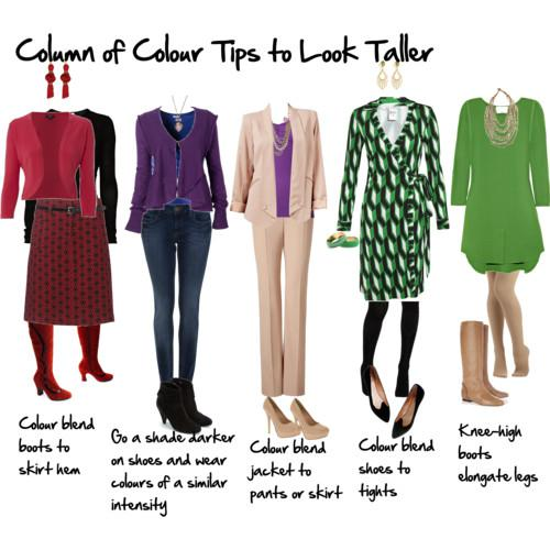 how-to-look-taller-using-a-column-of-colour-