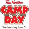 Tim Hortons Camp Day 2013
