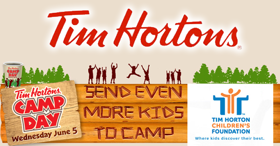 Tim Hortons Campday