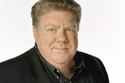 We talked to Norm…George Wendt this morning!