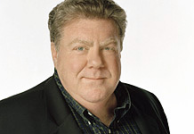 George Wendt George Wendt this morning
