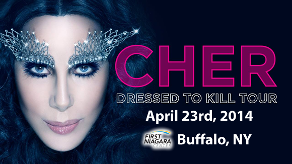 Cher Dressed to Kill Tour