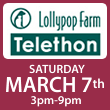 """Lollypop Farm """"Tails of Hope"""" Telethon 2015"""