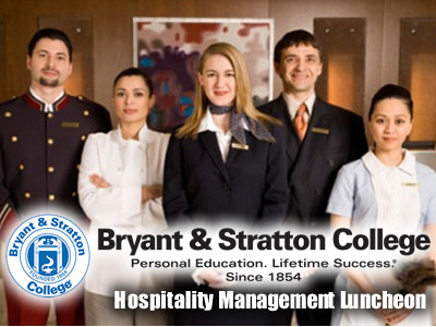 Bryant and Stratton Hospitality 400