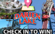 Darien Lake Check In To Win 400x300
