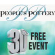 People's Pottery 3D Event