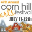 Corn Hill Arts Festival 2015