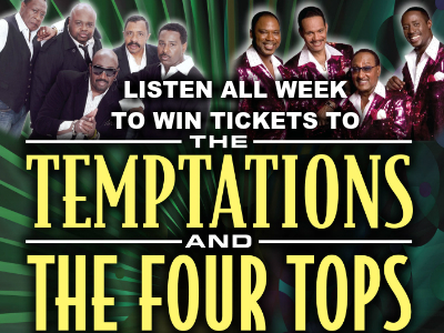 Four Tops Temptations