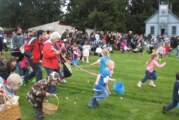 Easter Egg Hunt Chaos Because of Parents Fighting
