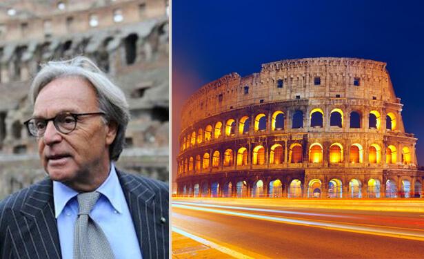 Rome colosseum-header