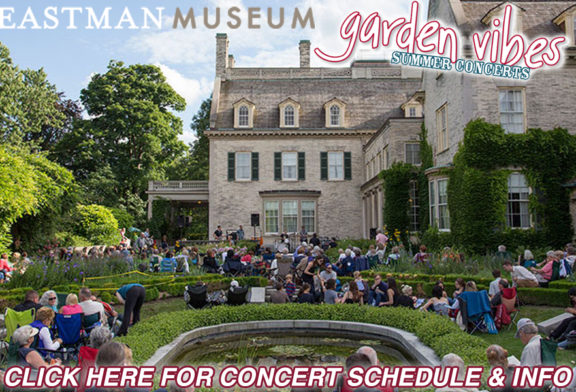 Garden Vibes at George Eastman House