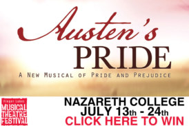 Austen's Pride: A New Musical of Pride and Prejudice