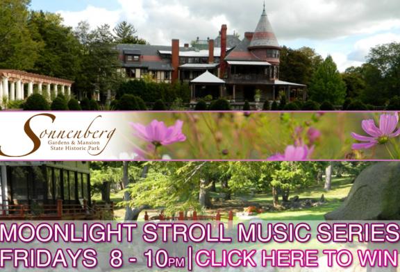 Moonlight Stroll Music Series