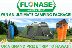 Flonase Camping with Allergies Tips