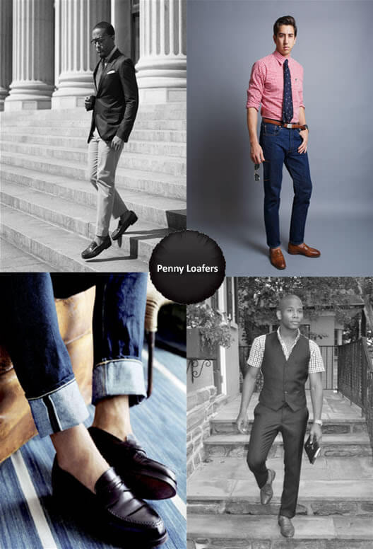 c7aeb79cfb03 Pay attention men and ladies who dress their men! It all started in 1936  when the Bass Co. introduced Weejuns. The Ivy League types and those who  went on to ...