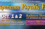 Experience Psychic Fair