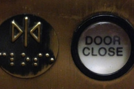 "Elevator Companies Admit That the ""Door Close"" Button Doesn't Do Anything"