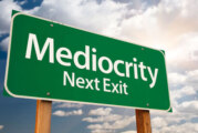 Word For The Weekend: MEDIOCRE