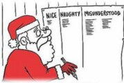 """How Many of These """"Naughty"""" and """"Nice"""" Things Did You Do This Year?"""