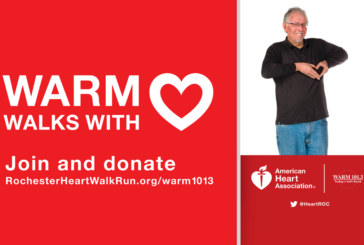 American Heart Association Heart Walk: Join Team Kevin