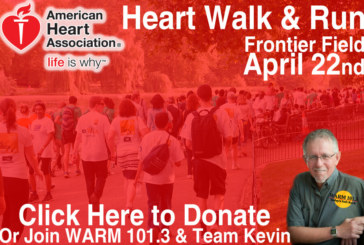 American Heart Association Heart Walk: Join Team Kevin