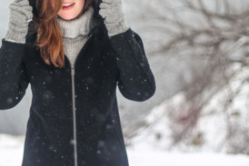 Fashion First: How to add a pop of color to your Winter Wardrobe