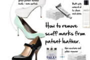 Fashion First: Patent Leather Lovers