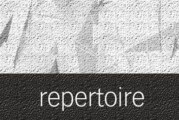 Word For The Weekend: REPERTOIRE