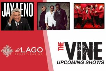 Upcoming Shows At Del Lago