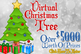 Virtual Christmas Tree – With $5000+ In Prizes
