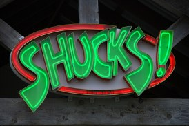 Word For The Weekend: SHUCKS