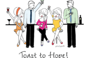 Fashion First: Toast To Hope