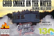 Good Smoke on the Water | Colonial BelleCruise