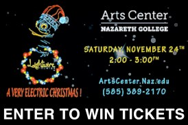 Lightwire Theater's A Very Electric Christmas