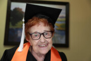 84-Year-Old Got Her College Degree Because Bingo Was Too Boring