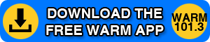 Download The WARM 101.3 App!