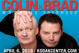 Colin Mochrie & Brad Sherwood: The Scared Scriptless Tour