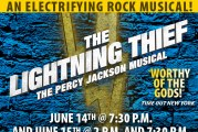 The Lightning Thief: The Percy Jackson Musical | June 14th