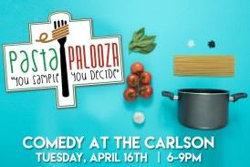 PastaPalooza | April 16th
