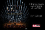 Game Of Thrones: LIVE Concert Experience | Sept 5th