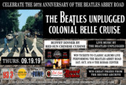 The Beatles Unplugged Cruise | September 19th