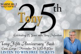 TonyFifth: 25 Years of Tony Infantino