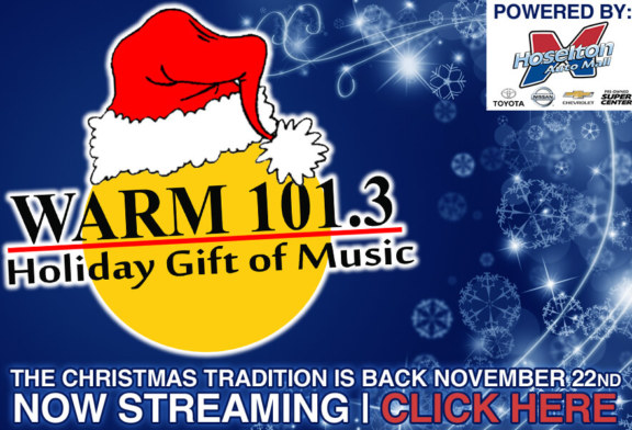 WARM 101.3's Holiday Gift Of Music